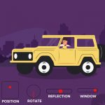 Duik Bassel Car Rig Tutorial in After Effects