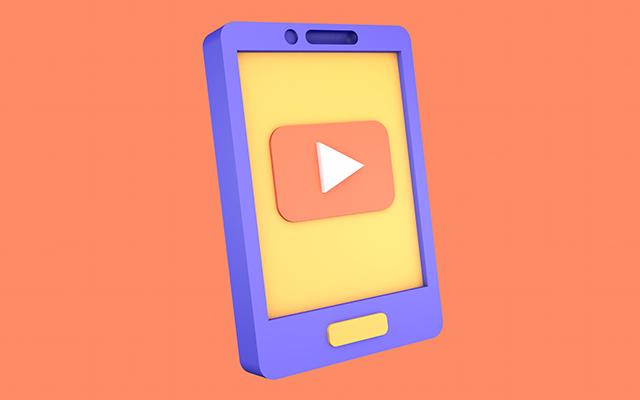 Cartoon 3D Phone